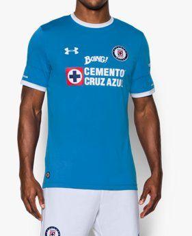 Jersey Cruz Azul 16/17 Home Aficionado para Hombre