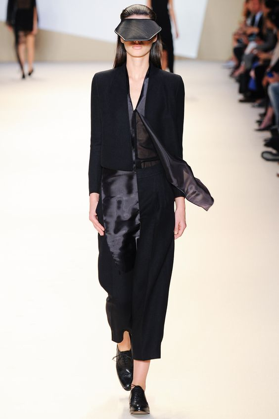 Akris - Spring 2015 Ready-to-Wear - Look 20 of 51