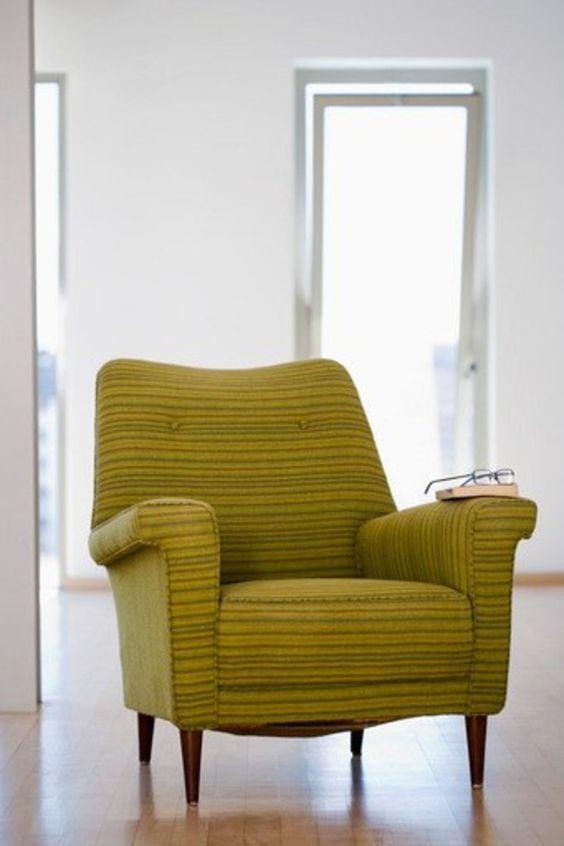 Trucos para elegir un buen sillón
