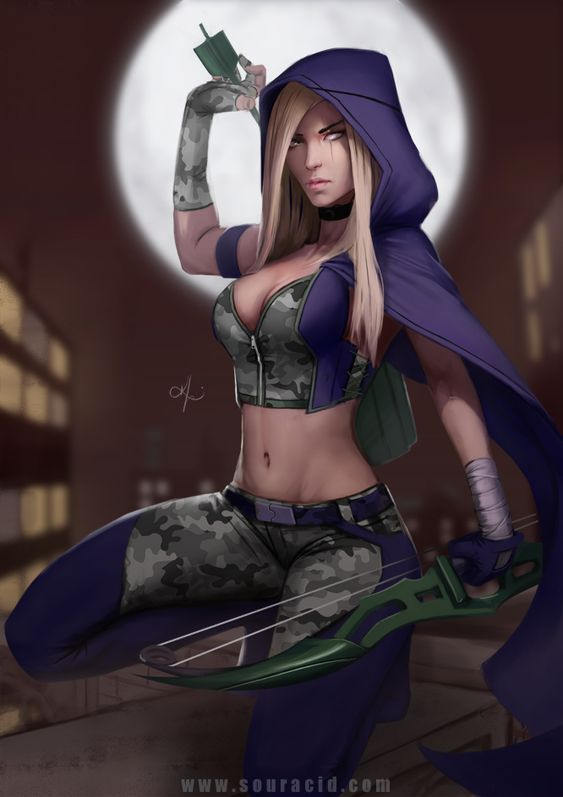 Robyn Hood by SourAcid on DeviantArt
