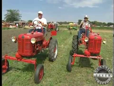 You Won T See Farmall Cubs Like This In The United States French Made Farmalls Classic Tractor Fever Farmall Classic Tractor Tractors