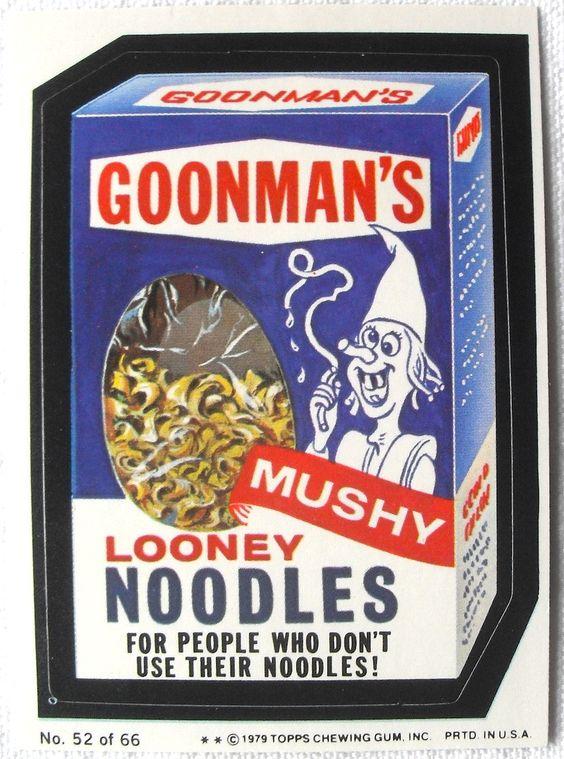 Goonman's | OldBrochures.com