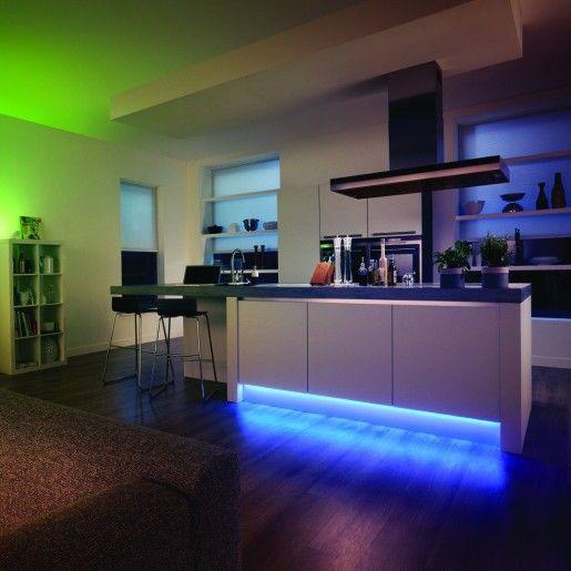 Philips Hue LED Smart LightStrips Extension Kit | Maplin … | Pinteres…