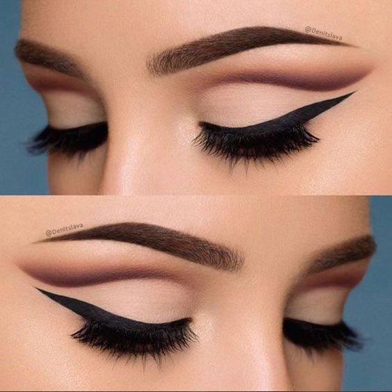 Everything You Need to Know About Cut-Crease   Eyeshadow Makeup Tips and Tricks - How To Create A Dramatic and More Define Crease http://makeuptutorials.com/cut-crease/