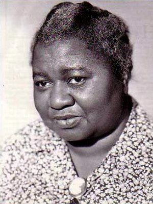 Hattie McDaniel.  Born in 1895 and left us in 1952.: