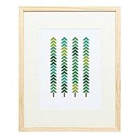 """Trees"" by Gen Duncan"