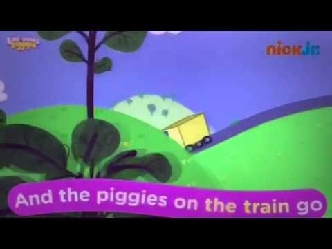 Battle of the Bands Peppa Pig Singalong: Grandpa's Little Train Song