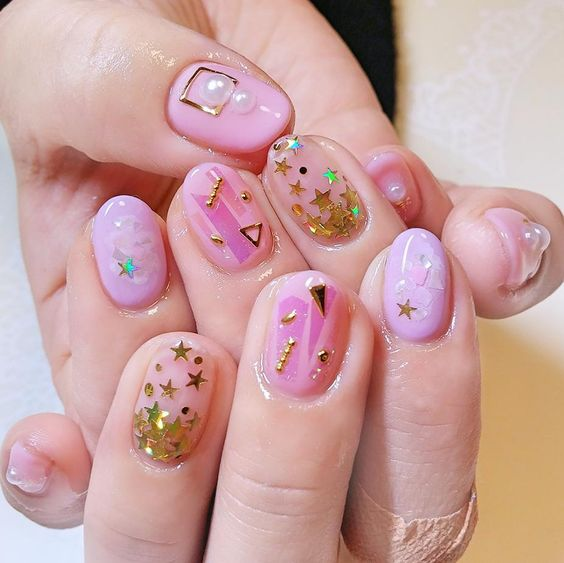 Nails kawaii