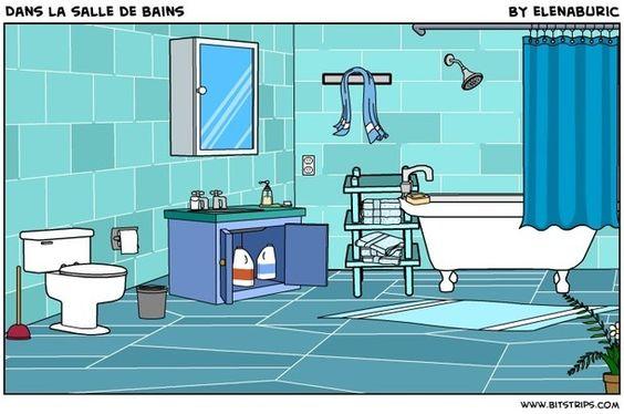 la classe de fran231ais dans la salle de bains image 224