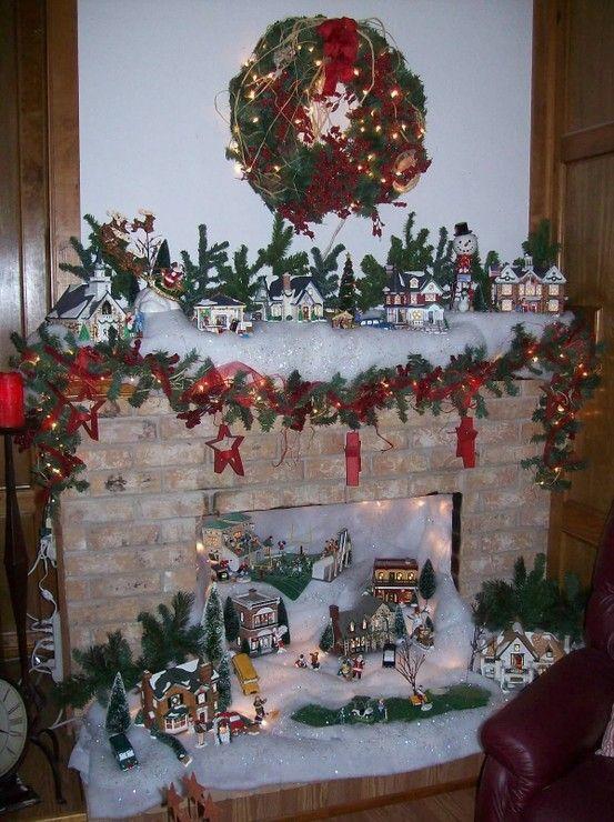 14 best Christmas - Dicken's Village Ideas images on Pinterest ...