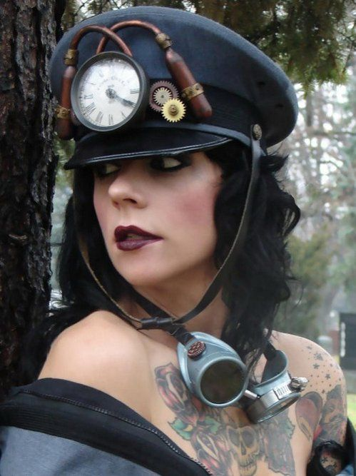 Steampunk #Cosplay #Cosplayers