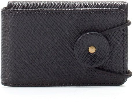 Saffiano Credit Card Case - Zara
