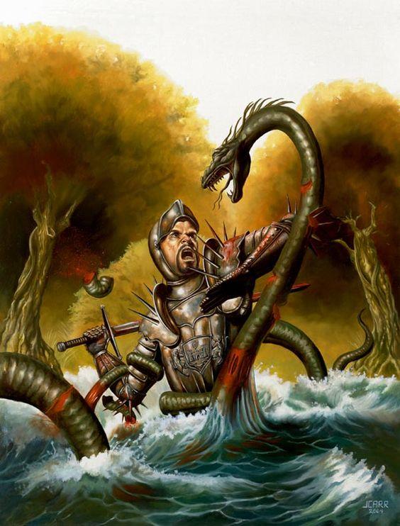 lambton worm english legend a man named lambton once