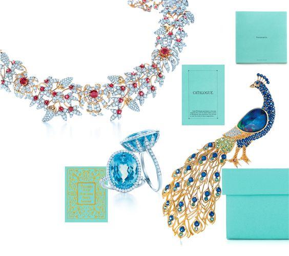 Blue Book | История Tiffany | Tiffany & Co.