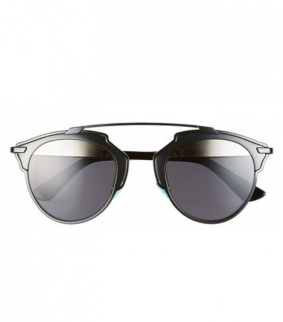 black ray ban style sunglasses  ray ban glasses · dior so real 48mm sunglasses