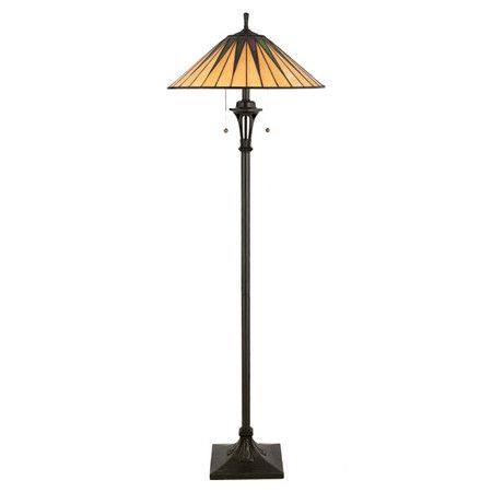 I pinned this Gotham Floor Lamp from the Quoizel event at Joss and Main!