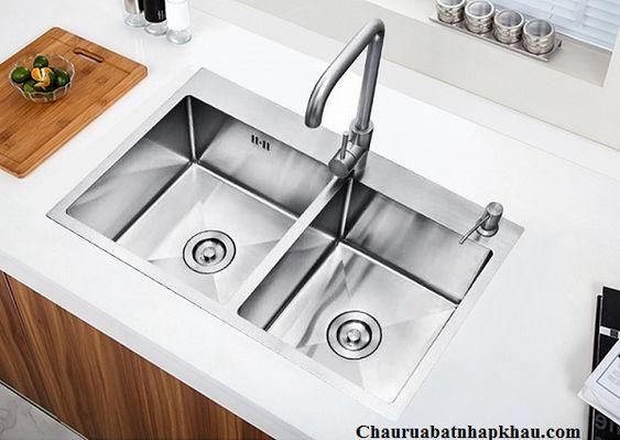 Chậu rửa bát Korea 8245C có gì đặc biệt là lại hút khách đến vậy?