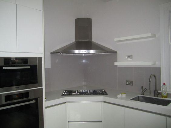 ELICA COOKER HOOD KITCHEN HYDRA (corner) in Home, Furniture & DIY, Appliances, Cookers, Ovens & Hobs   eBay