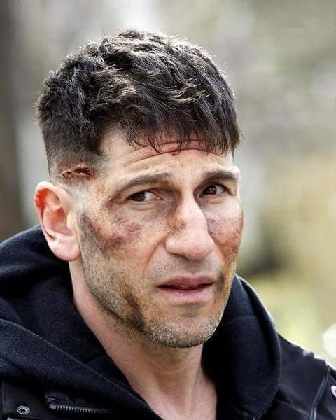 Jeder Punisher Haarschnitt Aus Der Netflix Serie Wie Bekommt Man Sie Beitrag Frisuren Themen Aus Beitra Jon Bernthal Punisher Daredevil Punisher