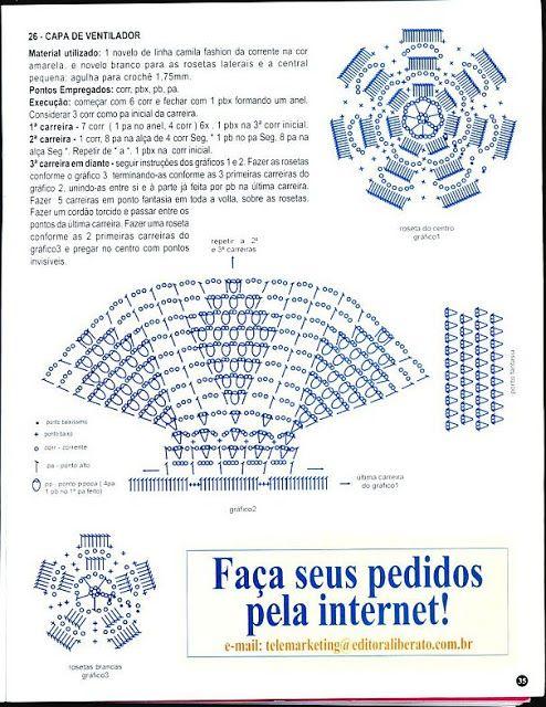 revista em croche - Zuleika Sousa - Picasa-Webalben