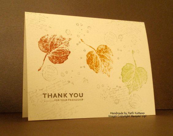 Bildergebnis für karten mit french foliage