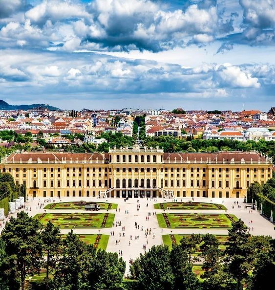 Schonbrunn Palace | What to do in Vienna in 3 Days