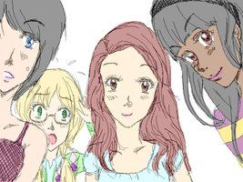 Gallagher Girls: Picture Time by ~sonnyparadisewish on deviantART