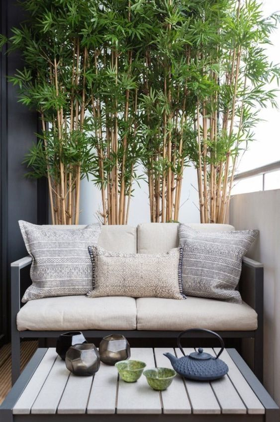 9 Ways to Decorate Your Apartment Balcony (Small and Big Apartments) - Rhythm of the Home