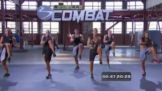 Les Mills Combat Kick Start
