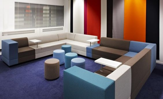 2010: BDO  International ICT office - the Netherlands by M+R interior architecture www.mplusr.nl, via Behance