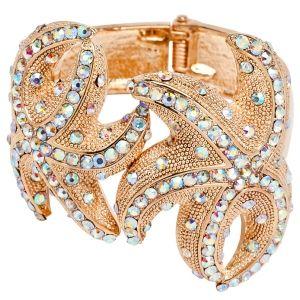Pave Starfish Bracelet
