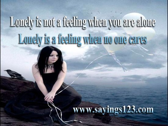 feeling alone quotes Google Search Quotes Pinterest