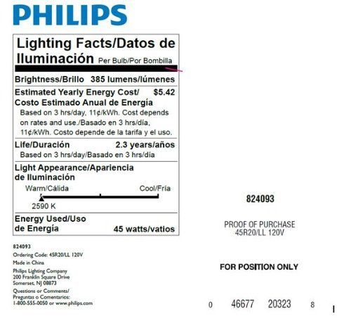 Philips 223115 Soft White 45watt R20 Indoor Flood Light Bulb 12pack Find Out More About The Great Product At The Image Link N Bulb Light Bulb Home Improvement