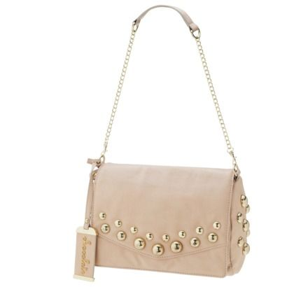 Chocolate Shoulder Handbag - Pink
