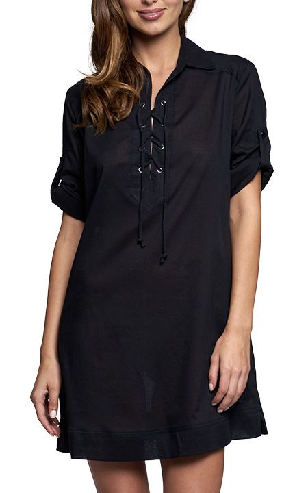 Classique Shirt Dress