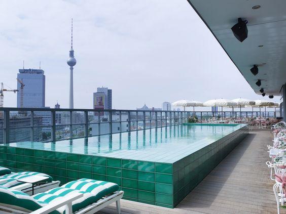 Michaelis Boyd Associates —Soho House, Berlin