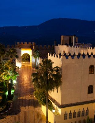 The Sofitel Fes Palais Jamai Hotel In Morocco Offers Same Luxurious Accommodations Of
