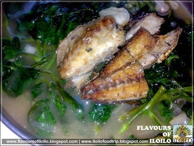 """My favorite """"canned mackerel"""" recipe 