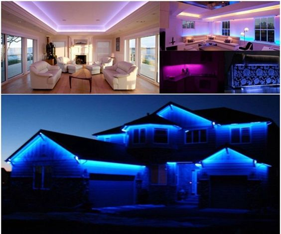 Simfonio® Led Strip Beleuchtung 5M 300 Leds(60 LED Meter - led leisten küche