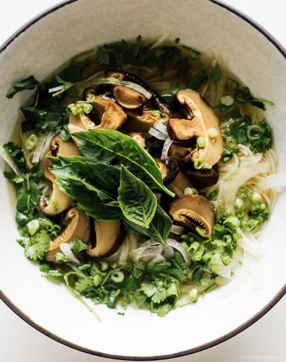 Instant Pot Vegan Pho Recipe
