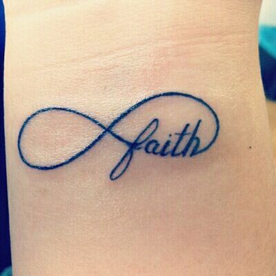 More Tattoos Pictures Under: Infinity Symbol Tattoos