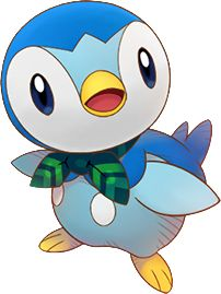Pokemon super mystery dungeon piplup pokemon - Evolution tiplouf ...