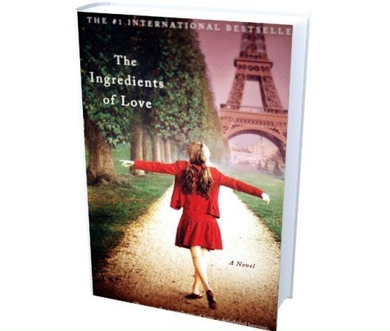 Interested in reading something new? This is my favorite book to date The Ingredients of Love, something I unexpectedly fell in love with! Check out my book review on it at shanarosswriting.com  #shanarosswriting #reading #book #bookreview #paris #french