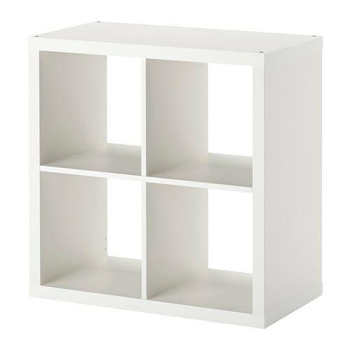 Etagere Blanc 77x77 Cm Kallax Ikea Furniture Hacks Kallax