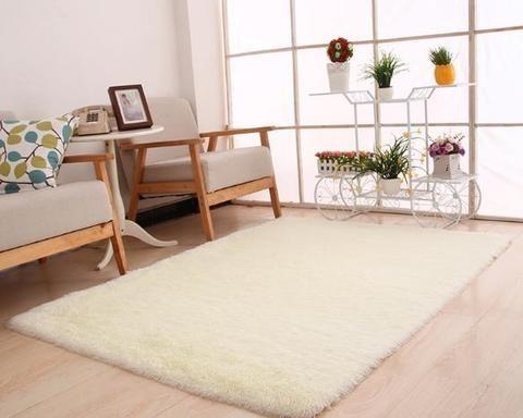 120 160cm Living Room Area Carpet Big Size Mat Anti Slip Bedroom