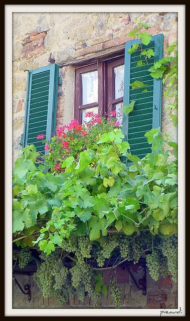 Monteriggioni (Siena) by pieaudi, via Flickr