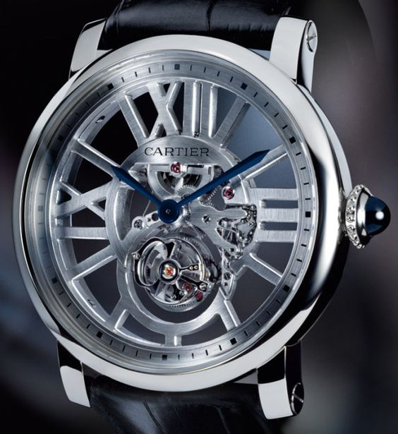Cartier Rotonde De Watches Ca