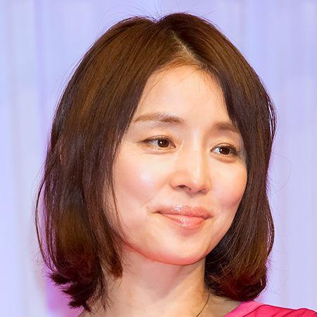 イベントに参加している石田ゆり子