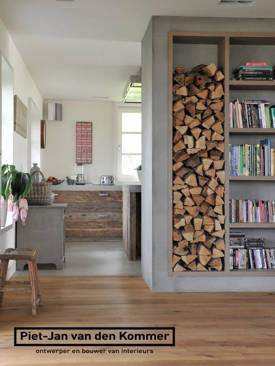Boekenkast klein woonkamer for Woonkamer planner