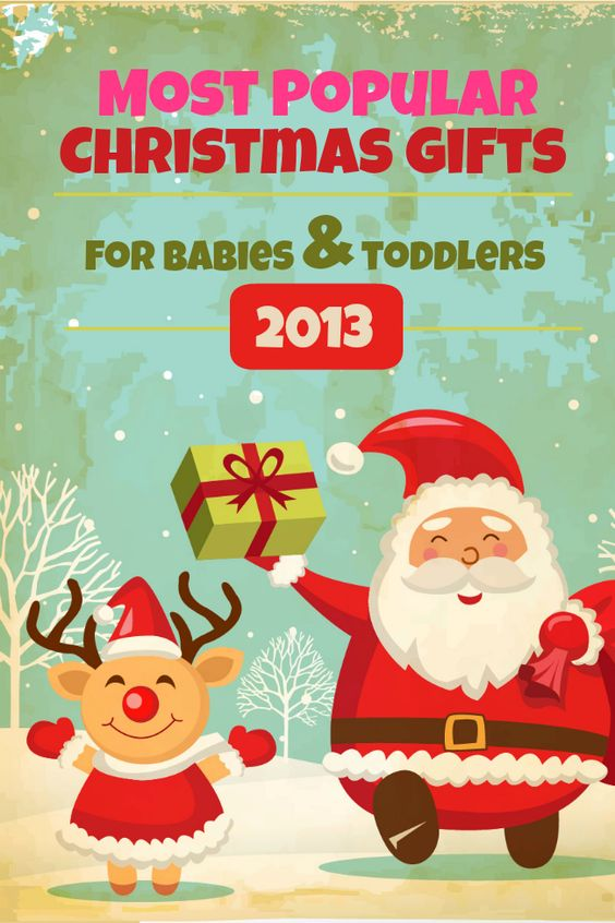 Best Baby Boy Christmas Gifts : Toddler christmas gifts toys for and most